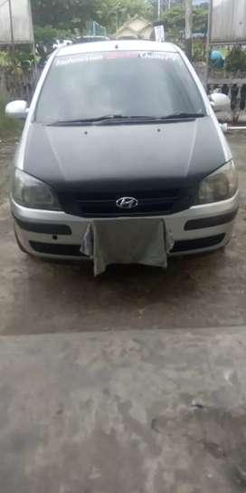 Dijual mobil hyundai gets harga 60 JT ba pjk panjang