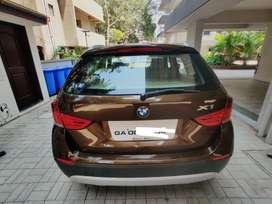 BMW X1 2010-2012 sDrive 20d Exclusive, 2011, Diesel