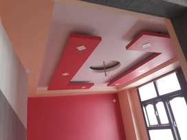 3 BHK fully furnished flat available near Boring Road Chauraha.