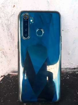 Realme 5 pro only one month new condition