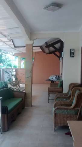 Rumah dengan Keasrian Kampung di Cikaret Cibinong Bogor