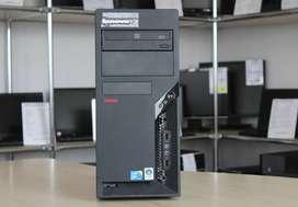 Lenovo Core 2 duo DDr3 Ram 4gb Hdd 320gb One Month warranty