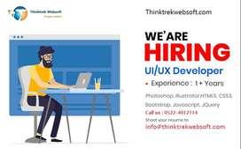 UI/UX Graphic/Web Designer