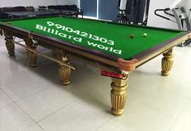 Standard size snooker table 6x12 manufacturers