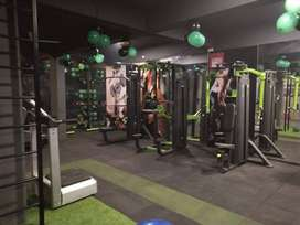 gym set up available between 2 to 15 lakhs
