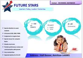 Future stars coaching centre