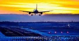 Ground staff and Air ticketing