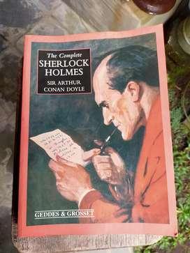 Buku Impor The Complete Sherlock Holmes Sir Arthur Conan Doyle