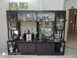 TV Cabinet with Showcase
