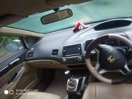 Honda Civic 2008 petrol&cng
