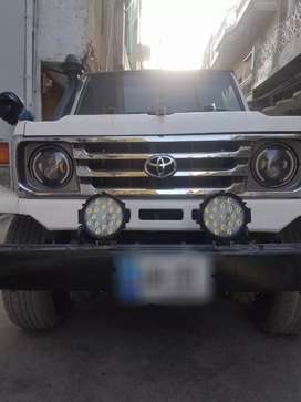 Land Cruiser Jeep (RKR) 4300 CC,good condition, Average 7 km/L