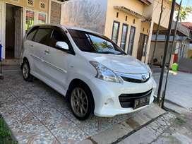 Toyota Avanza veloz 2014 istimewa