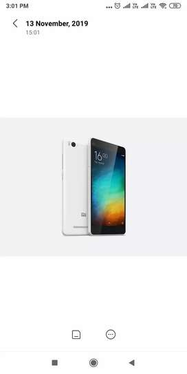 Mi4i complete working condition