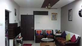 Modern interior designed and full furnished 2 bhk flat for sale