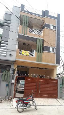 8 Marla 2nd Floor is available for Rent