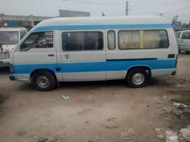Very good condition Toyota Hiace hiroof for urgent sale