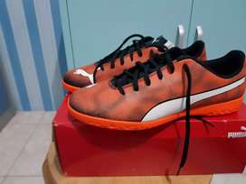 sepatu futsal puma rapido original