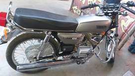 Yama Rx 100