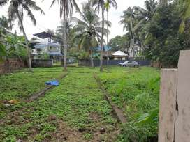 House plot for sale at Petta Thripunithura
