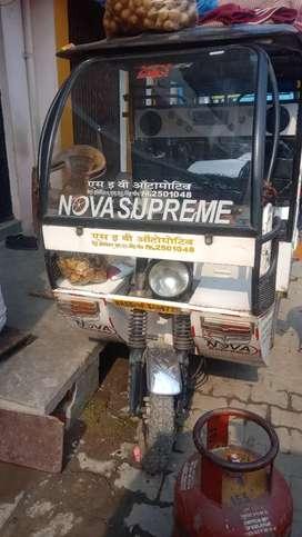 Nova Electric riksaw