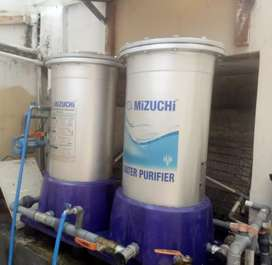 Service Mizuchi Filter Air Penjaringan