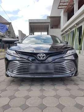 Camry V 2019 Facelift Hitam AB tgn 1 Km.Rendah Istimewa Model Terbaru