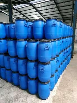 Drum plastik 35 liter baru