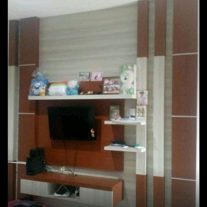 backdrop tv hpl 1,45jt/m2