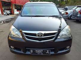 Toyota Avanza G manual 2008