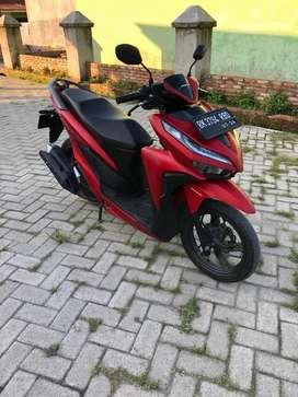 All new vario 150cc plat binjai