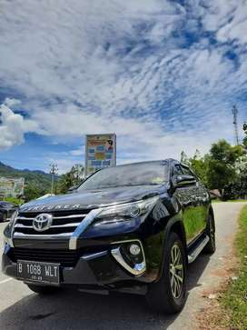 Toyota Fortuner 2.4 VRZ Diesel Triptronic th 2016