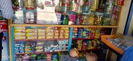 7 month running  store for lease 4 lakh