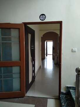 3+1 BHK Rental for Family only