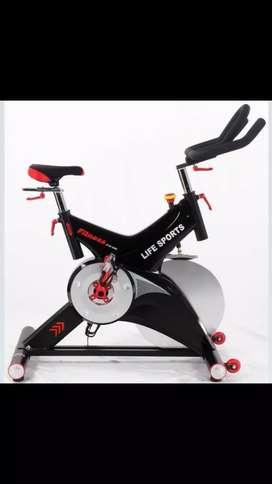 Sepeda spinning bike lift sport