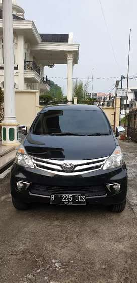 Toyota avanza G 1300 double air bag 2013