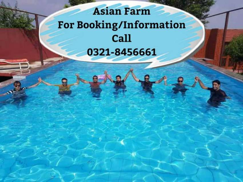 asian farm house for per day rent with chill fresh water 0