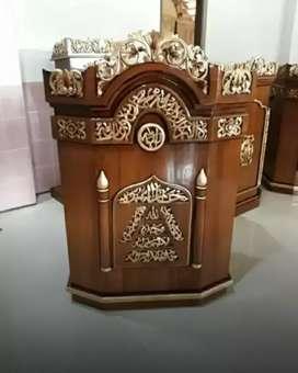 Mimbar masjid musola