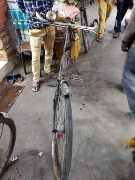 CYCLE IN WORKING CONDITION