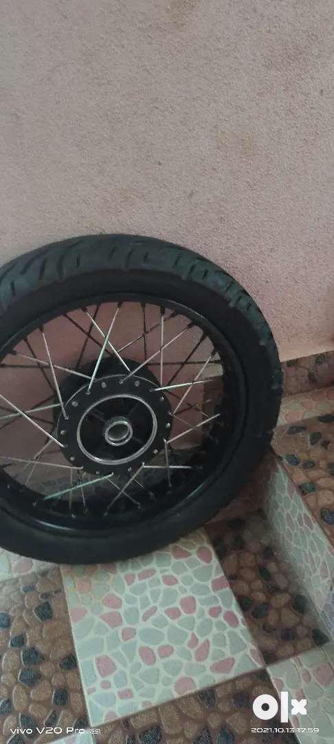 Royal Enfield classic 350 cc tyres