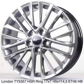 Velg Innova LONDON TY5357 HSR R17X7 H5X114,3 ET45 HB