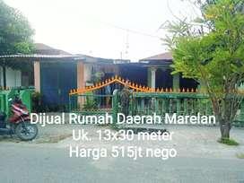 Dijual Rumah Daerah Marelan