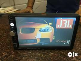 High Quality Double Din Car Music System With Camera