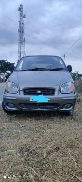 Hyundai Santro 2001 Petrol Well Maintained