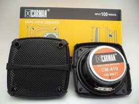Speaker Mobil 4inch Carman CM-410