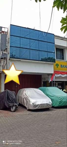 DISEWAKAN!  EX Bank (Cocok untuk Kantor) RUKO MULTI SARANA PLAZA