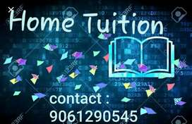 Home tuition (8,9,10,+1 & +2)
