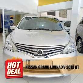 Nissan Grand Livina XV 2013 AT - TDP 50Jtan / Ang 1.5 Jtan