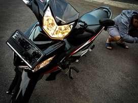 Honda SupraX 125