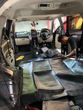Karpet dasar berbagai macam mobil , agya ayla inova fortuner avanza
