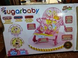 Bounch Chair. Kursi Goyang bayi.